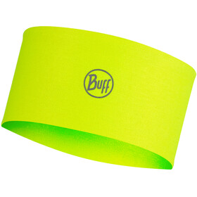 Buff Coolnet UV+ Hovedbeklædning, solid yellow fluor